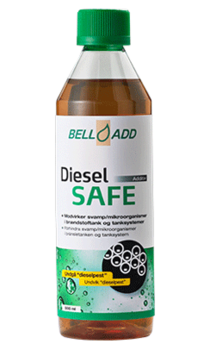 Bell Add Diesel Safe