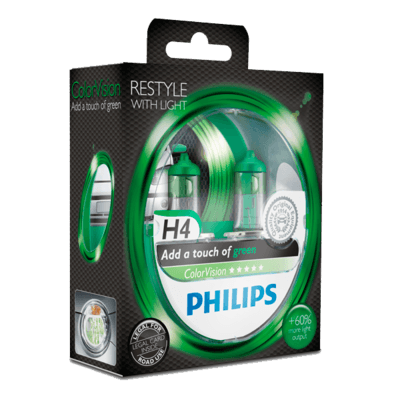 Philips ColorVision H4