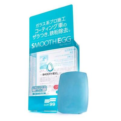 Soft99 Smooth Egg Clay Bar 2 stk