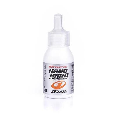 Soft99 Nano Hard Plastics Coat Trial Pack 8ml