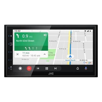 JVC KW M560BT Appradio Apple Carplay og Android Auto